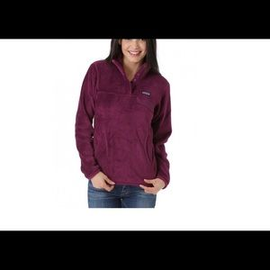 Patagonia women's Re-Tool Snap T Fleece Pullover